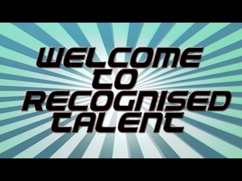 Welcome To Recognised Talent