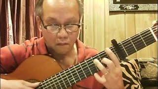 Bài Không Tên Số 2 (Vũ Thành An) - Guitar Cover by Hoàng Bảo Tuấn