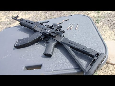 Is The RAS-47 Any Good? - Century Arms AK RAS-47 Review