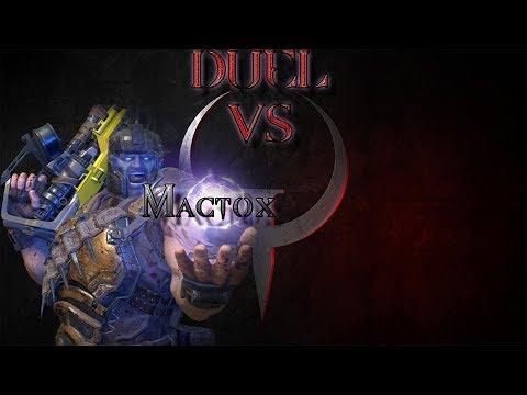 Quake Champions Ranked Duel Game 1 - Versus Mactox |