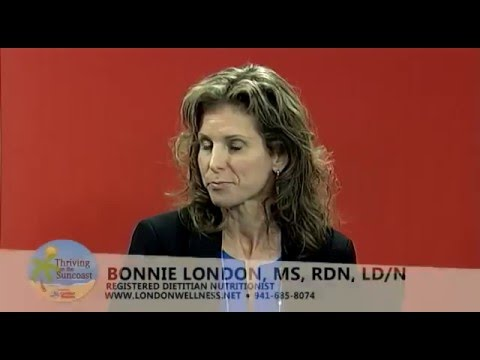 Healthy Eating For Wellness Bonni London Sarasota Nutritionist