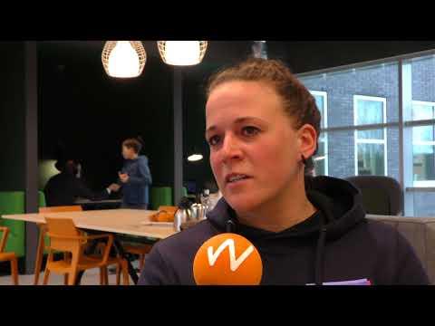 Zenuwen hebben zitskiester Linda van Impelen in hun greep