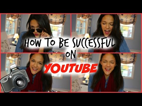"How To Start A ""Successful"" Youtube Channel 2014 (Beauty, Fashion, and Lifestyle Channel Tips)"