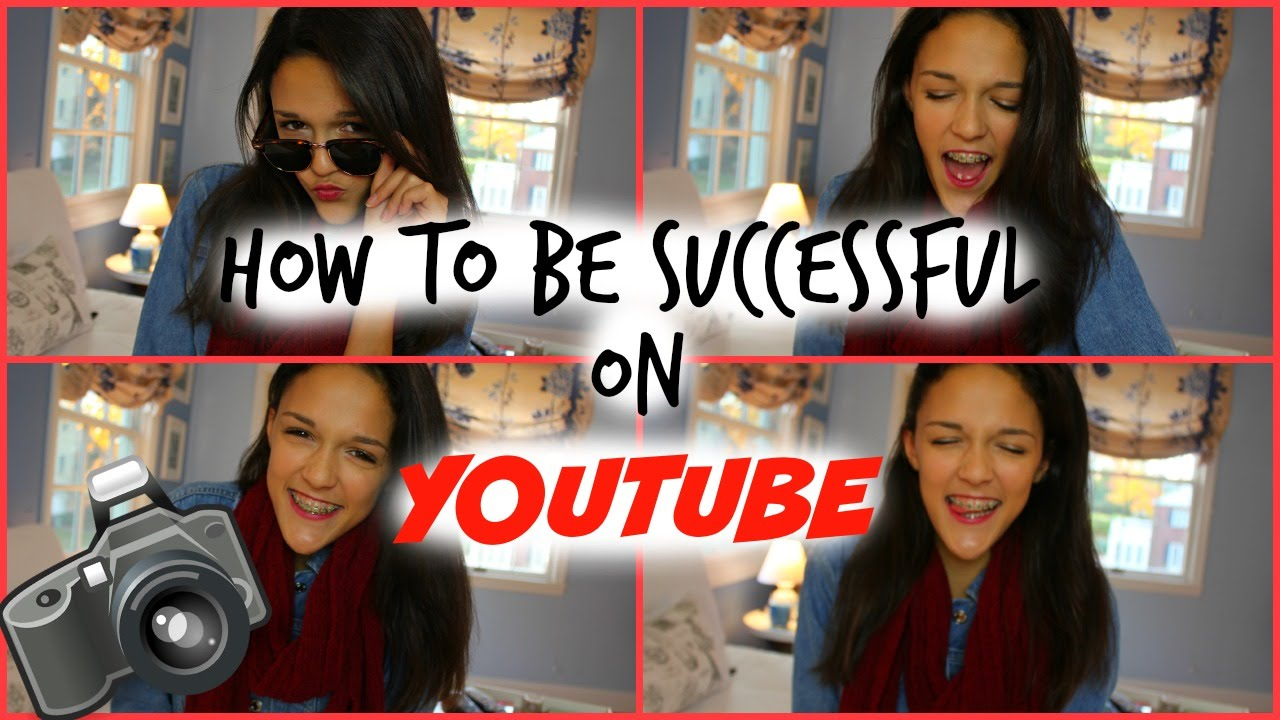 """How To Start A """"Successful"""" Youtube Channel 2014 (Beauty"""