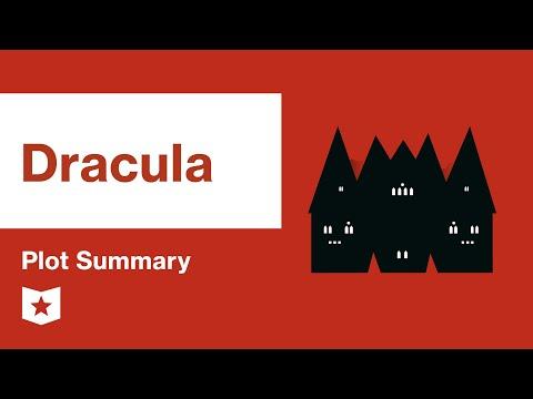 Dracula by Bram Stoker | Plot Summary