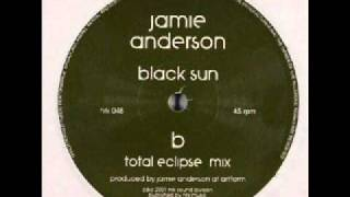 Jamie Anderson - Black Sun (Total Eclipse Mix) - NRK Rercords [2001]