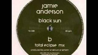 Jamie Anderson - Black Sun (Total Eclipse Mix) - NRK Rercords [2001]
