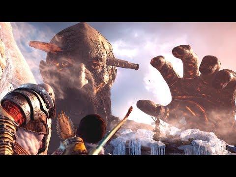 God Of War PS4 - Final Boss & Secret Ending
