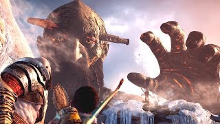 God of War PS4 - Final Boss & Secret Ending