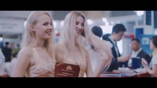 the 3rd China Forex Expo Filmed by MFX Broker which was Cocktail Party Sponsor