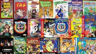 EVOLUTION - Lonney Tunes Games (1983-2016)