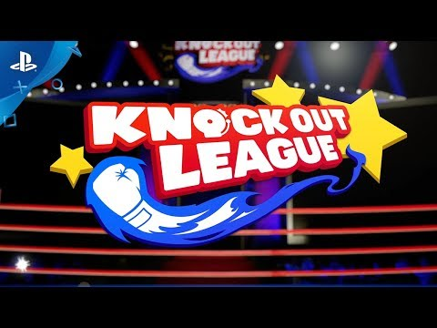 Knockout League - Launch Trailer | PS VR