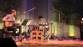 Leo Abrahams & Chris Vatalaro etc MUZENERGOTOUR 2014 (Live in Kemerovo)