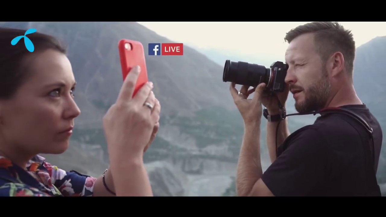 Imran Hunzai on Telenor's Faces of North | Humans of Hunza