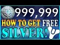 Destiny : Ways to get Free of charge Silver! Unlimited Sterling Treasure (Appnana)