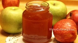 Gambar cover Homemade Apple Jam Recipe - Video Culinary