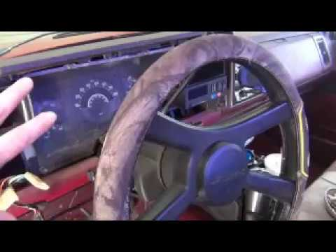 Instrument Cluster - Remove And Repair Chevrolet GMC 89 - YouTube on