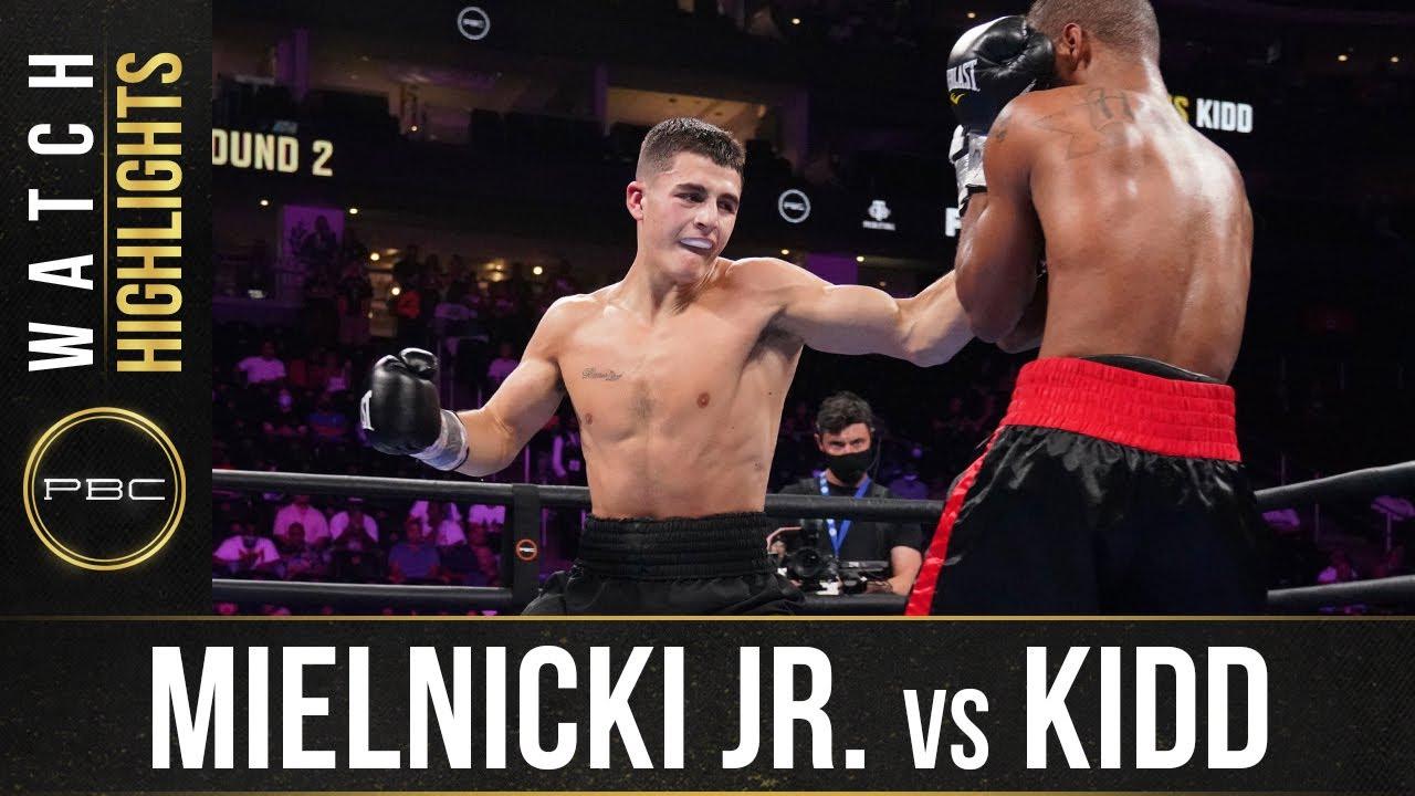 Download Mielnicki vs Kidd HIGHLIGHTS: July 31, 2021 - PBC on FOX