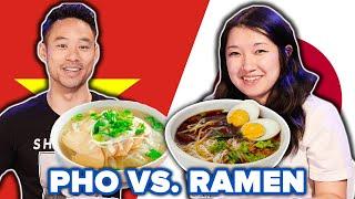 Meal Swap: Pho Vs. Ramen
