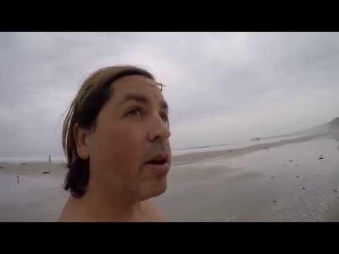 Big Surf California Columbus Day I'm Alive !
