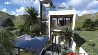 Villa Mr.Man - Quang Ngai city (A.I.O.SPACE Architecture & Interior design)