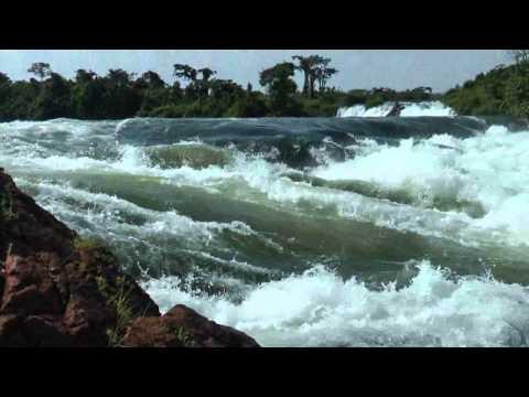 Uganda Part 11: Jinja, Bujagali Falls