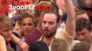 De Staat - Witch Doctor circle pit live at Pinkpop 2016