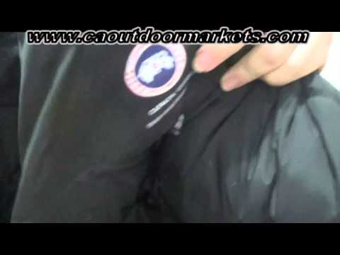 Canada Goose chilliwack parka sale fake - Review Replica Canada Goose Victoria Parka Womens Jackets - YouTube