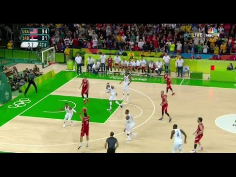 USA vs Serbia - Post game report | Men's Basketball | Rio Olympics 2016 | August 12, 2016