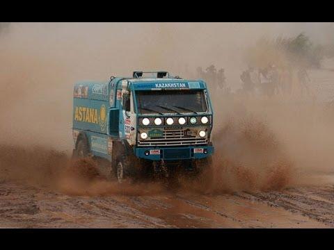 Astana Dakar Team - Синдром Дакара
