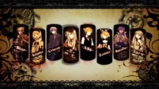 【音質向上】 悪ノ召使 -REMASTER- 【合唱】 thumbnail
