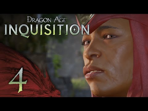 Mr. Odd - Let's Play Dragon Age: Inquisition - Part 4 - The Herald of Andraste [Elf Mage]