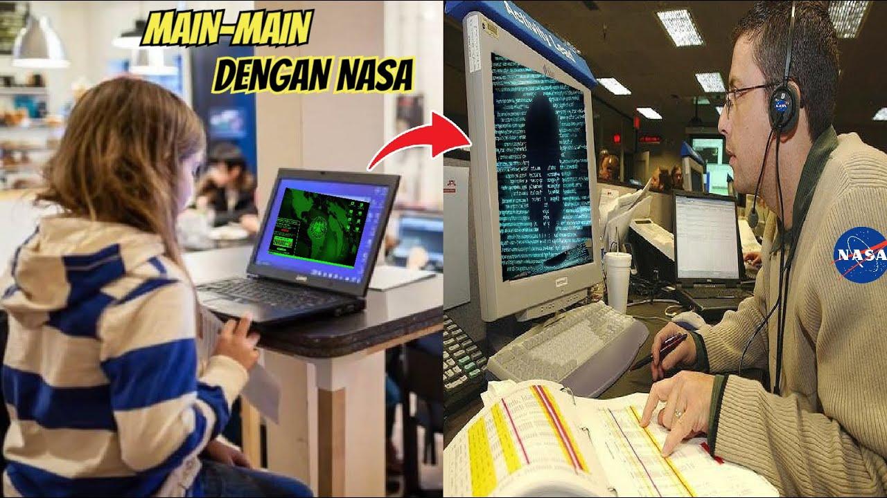 BOCAH 6 TAHUN MAMPU JEBOL SISTEM KEAMANAN NASA! H4Cker Muda Paling Di Takuti Dunia