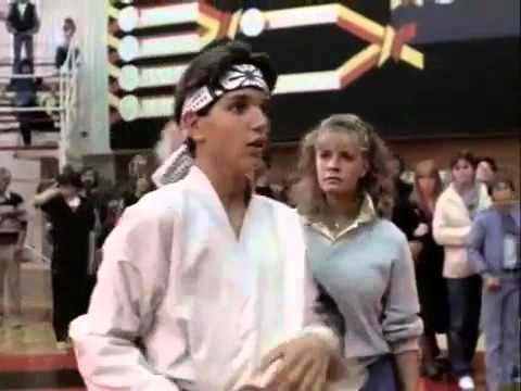 Karate Kid You Re The Best Around Song