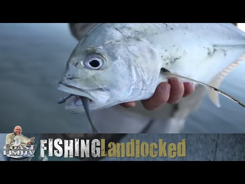 GOLD COAST Estuary Fishing With Robbie 'Gizmo' Steele | CoastfishTV Ep2
