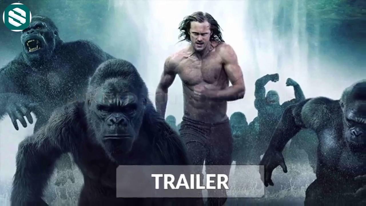 Assistir A Lenda de Tarzan (2016) - Link na Descrição