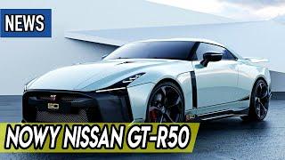 Nowy Nissan GT-R50, nowy Renault Captur, Nikola TRE - #327 NaPoboczu