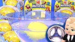Видео для Детей Despicable Me 3 Гадкий Я 3 #Миньоны Сюрпризы ! Босс Молокосос Boss Baby Черепашки