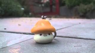 Maplestory Orange Mushroom hunting in real life
