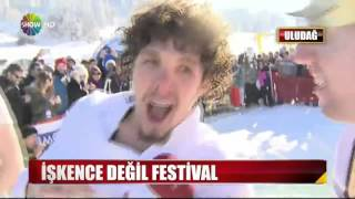 Uludağ'da Festival Coşkusu