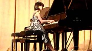 """Лилит Мартиросян, XIX Международный Фестиваль-Конкурс """"Musica Classica"""" Руза 2016г."""