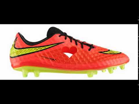 7361cf3ffb7c4 10 Chuteiras Nike e Adidas Mais Bonitas Do Mundo - YouTube