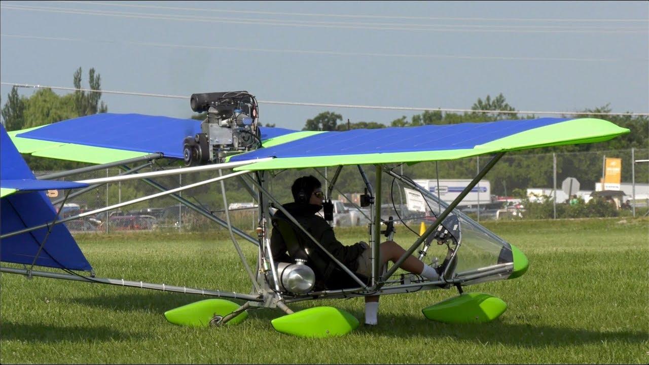 Ultralights, LSA, Balloons & Homebuilt Rotorcraft