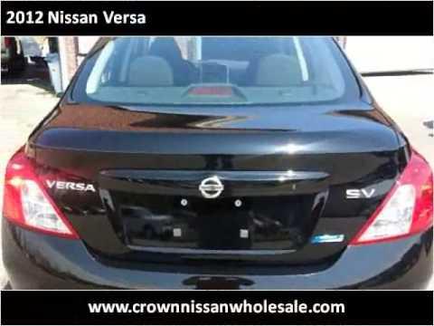 2012 Nissan Versa Used Cars Birmingham AL - YouTube