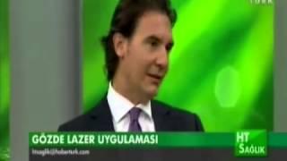 Lazer Ameyatlarında En Son Teknolojiler Neler?  Habertürk Tv   HT  Sağlık