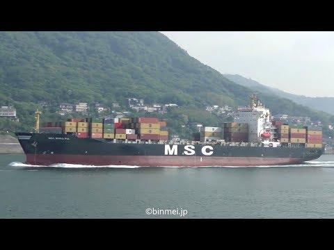MSC MARIA PIA - MSC MEDITERRANEAN SHIPPING container ship