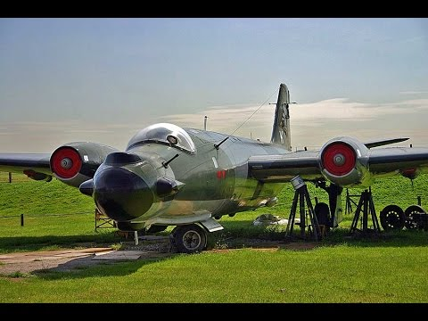 CANBERRA | Jet fighter plane real | HAL museum Bangalore