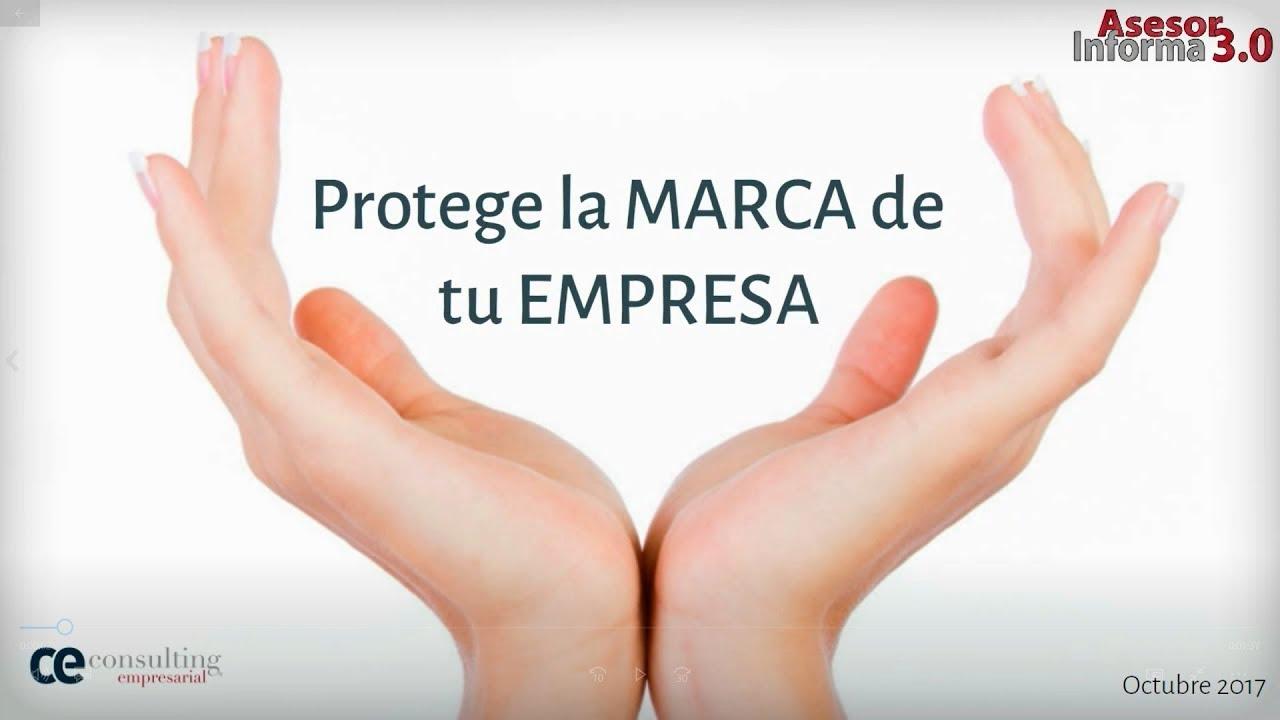 Protege la marca de tu empresa | CE Consulting Empresarial - Asesoría de Empresas
