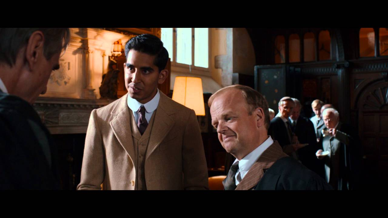 The Man Who Knew Infinity Movie Clip Littlewood Introduces Ramanujan
