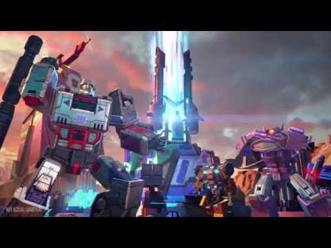 Transformers: Earth Wars LAUNCH TRAILER!!!